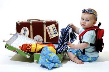 vakantie; tips en inpaklijst.